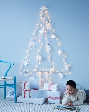 15 Unique Ways to Decorate With String Lights