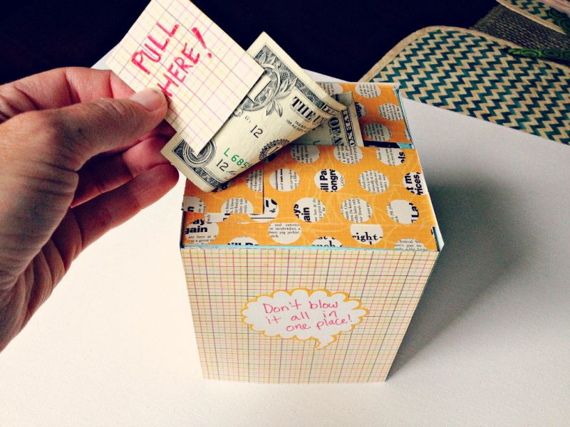 16 Fun Ways to Give Money As a Gift