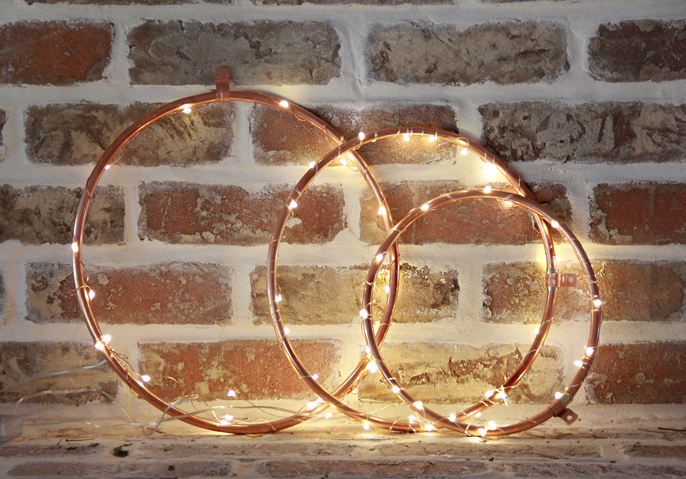 16 Unique Ways to Decorate With String Lights