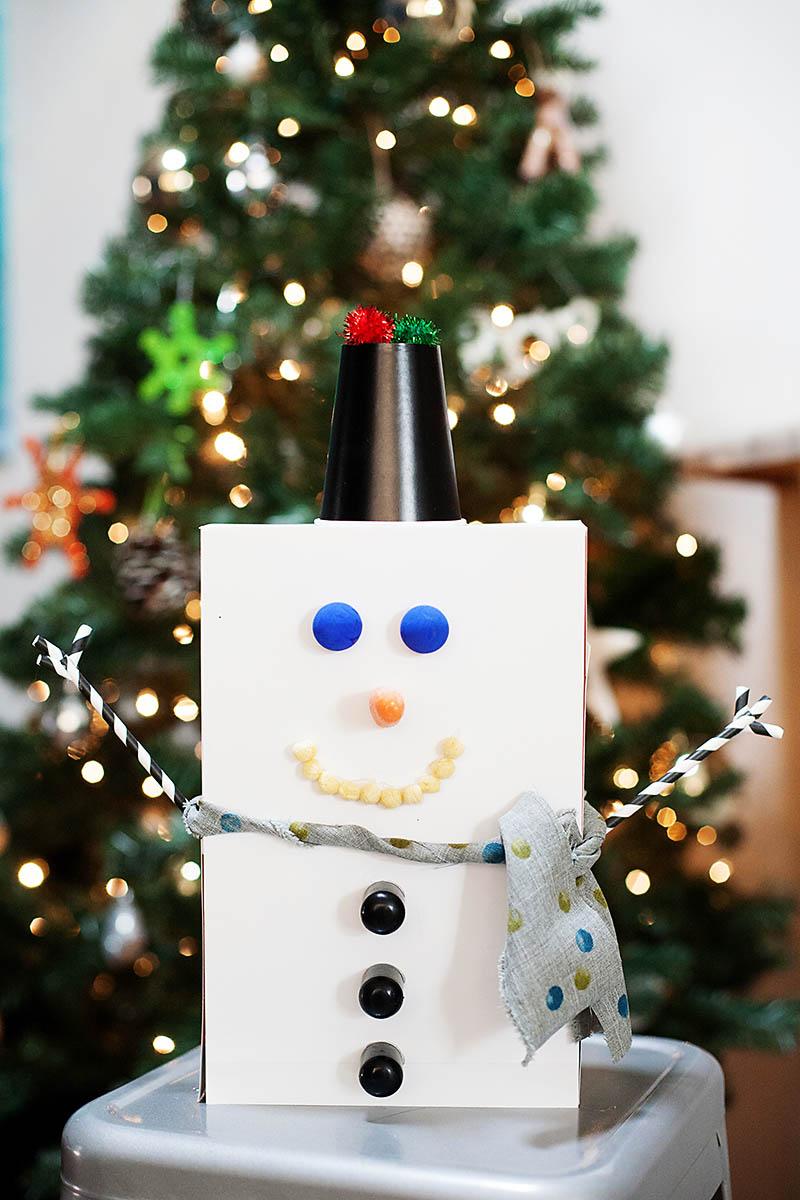 18 Creative and Fun Snowman Craft Ideas