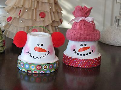 19 Creative and Fun Snowman Craft Ideas