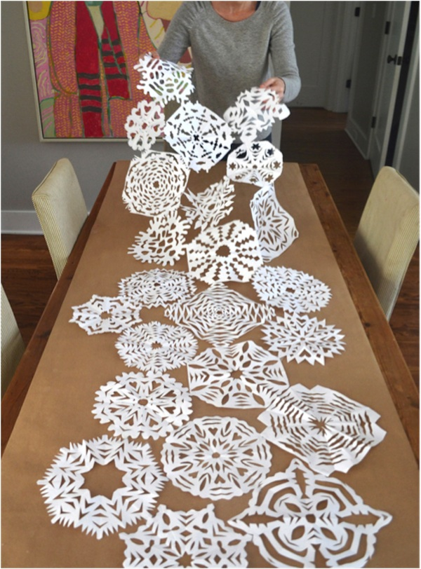 2 Fun and Easy Snowflake Craft Projects
