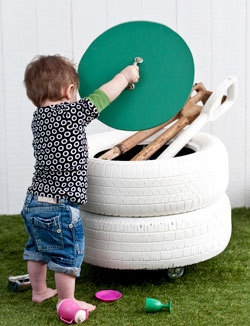 21 Creative and Cool Ways To Reuse Old Tires