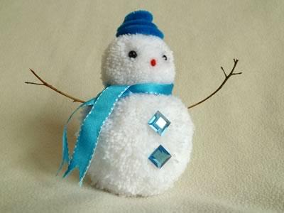 22 Creative and Fun Snowman Craft Ideas