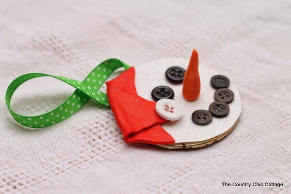 23 Creative and Fun Snowman Craft Ideas