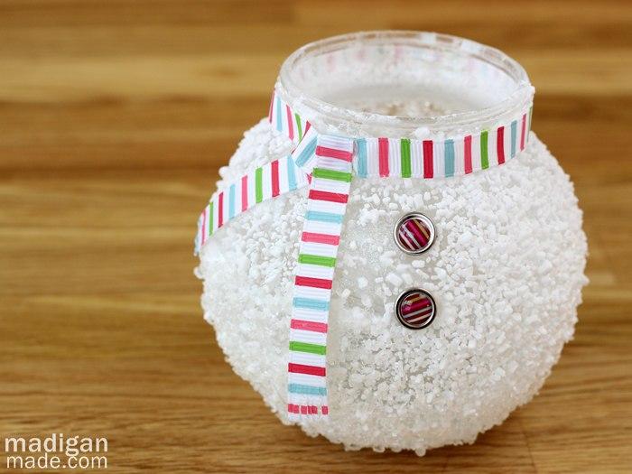 24 Creative and Fun Snowman Craft Ideas
