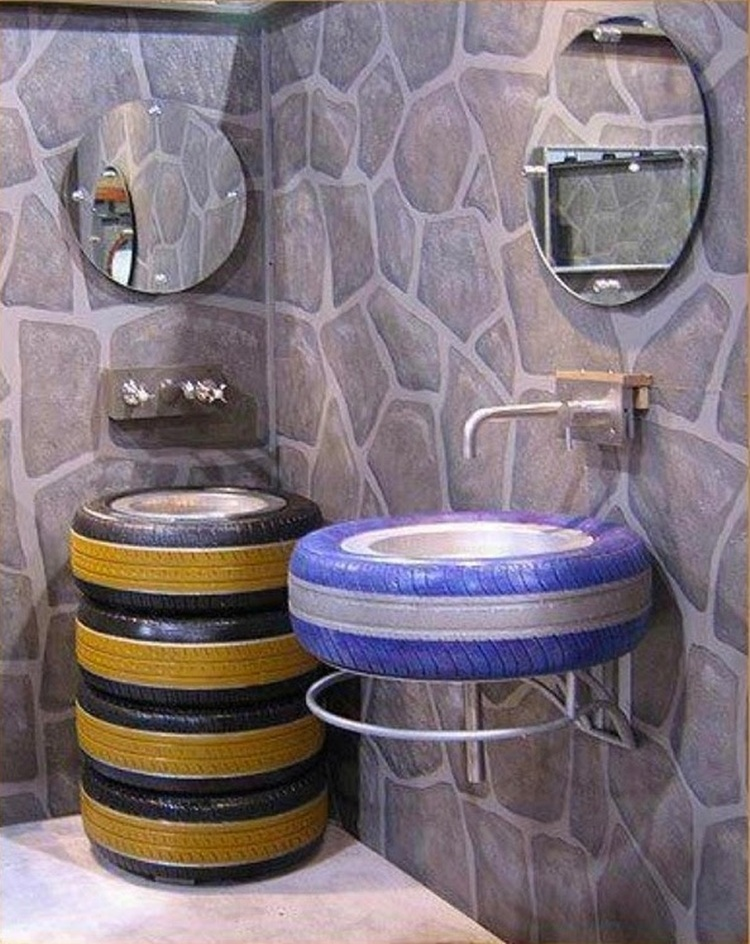 25 Creative and Cool Ways To Reuse Old Tires