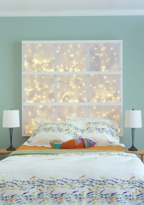 26 Unique Ways to Decorate With String Lights