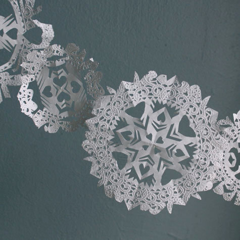 4 Fun and Easy Snowflake Craft Projects