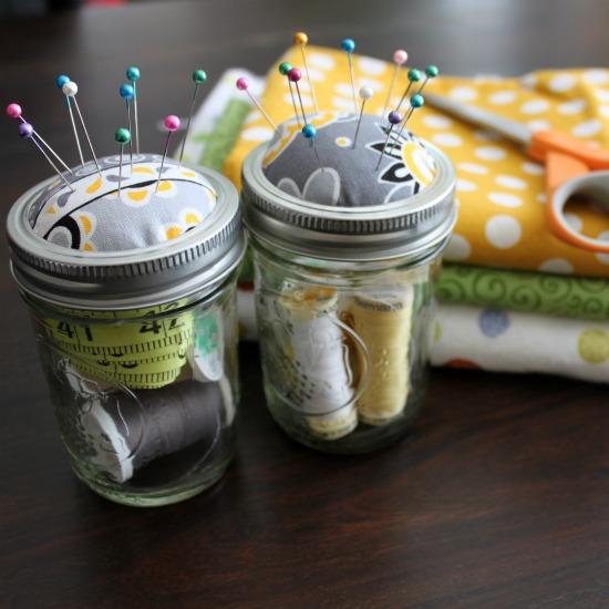 5 Amazing Ideas For Organizing With Mason Jars