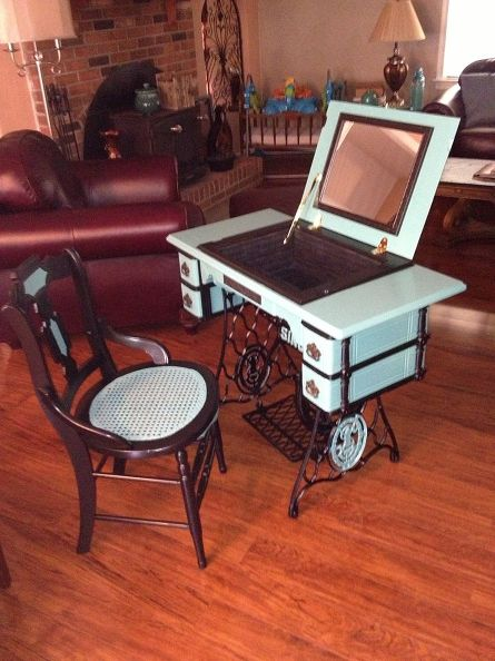 5 TOP 10 Awesome Ideas To Recycle Your Old Sewing Machines