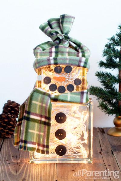 8 Creative and Fun Snowman Craft Ideas
