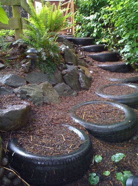 9 Creative and Cool Ways To Reuse Old Tires