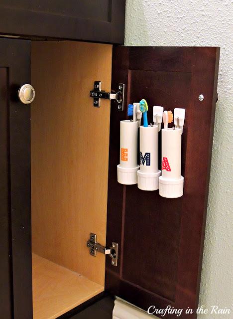 9 Ingenious Ways to Organize Using PVC Pipes