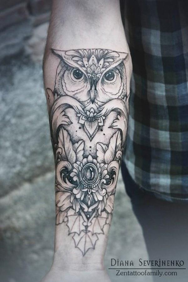 29 Olw Forearm Tattoo