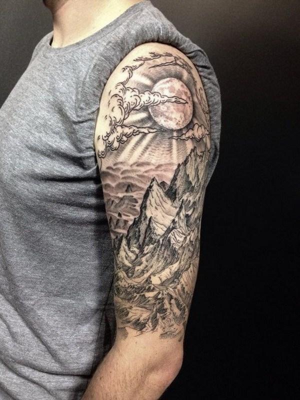 8 Half Sleeve Tattoo For Men