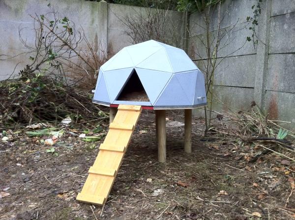13 Creative DIY Chicken Coop Designs
