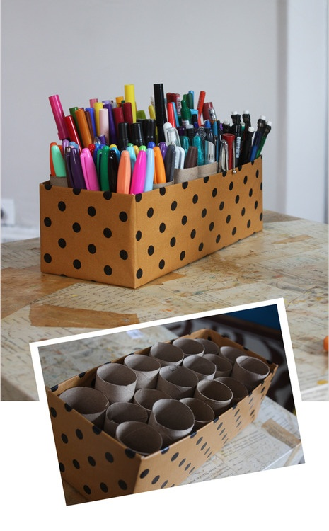 15 Totally Free Ways to Organize Your Home
