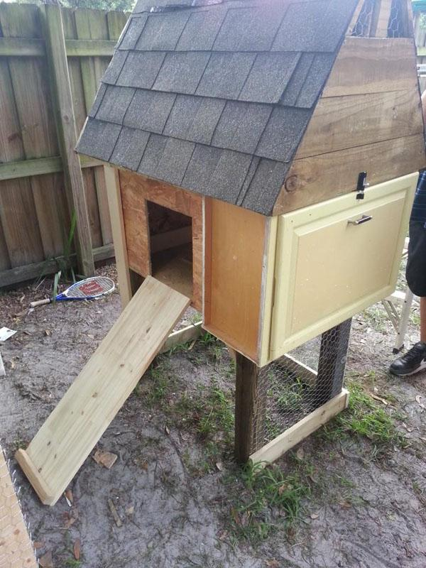 19 Chicken Coop for Less Than 50