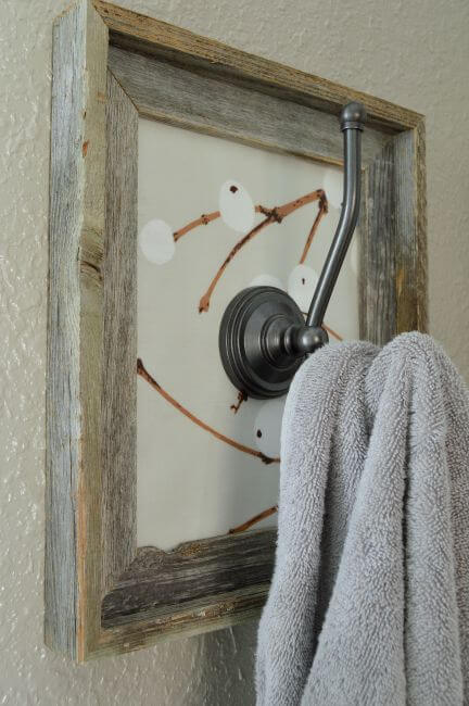 2 Awesome DIY Towel Holders to Spruce Up Your Bath