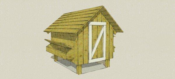 33 Chicken Coop Plan by BarnGeek