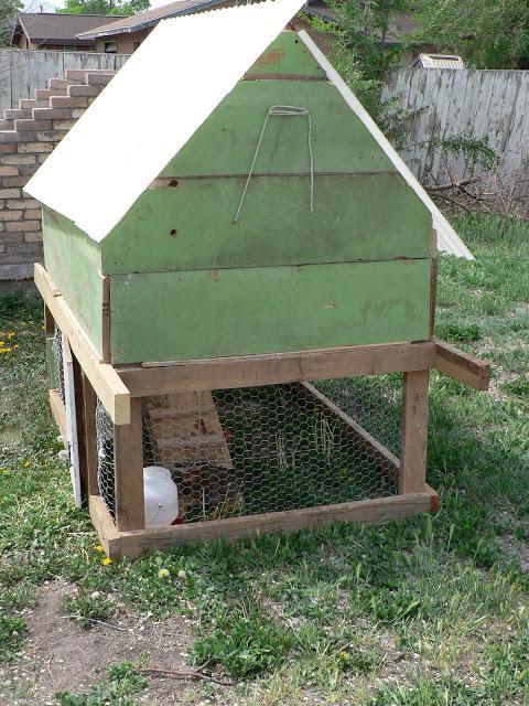 41 Melissas DIY Chicken Coop