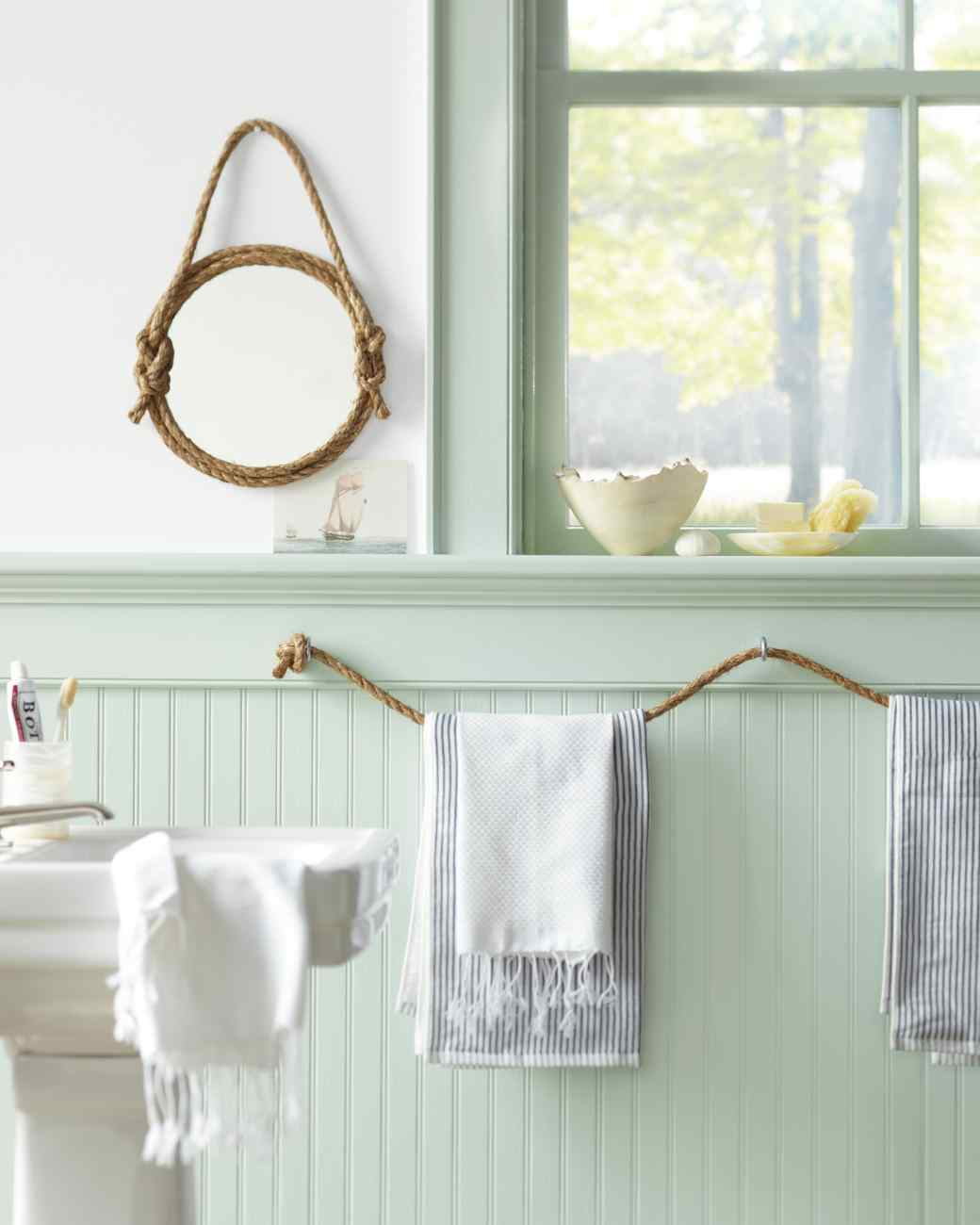 8 Awesome DIY Towel Holders to Spruce Up Your Bath