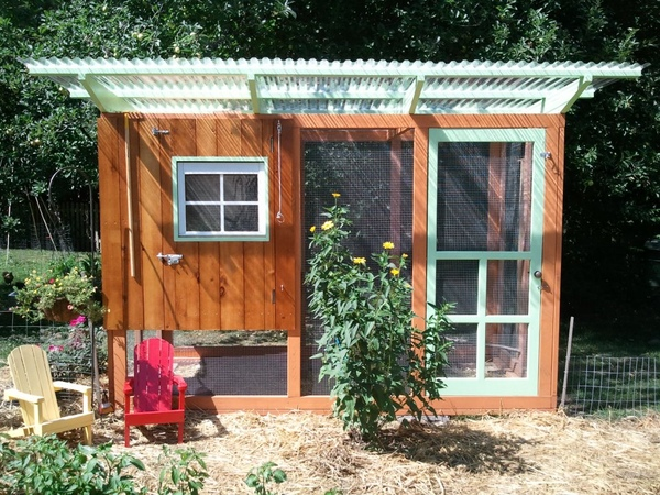 8 Creative DIY Chicken Coop Designs