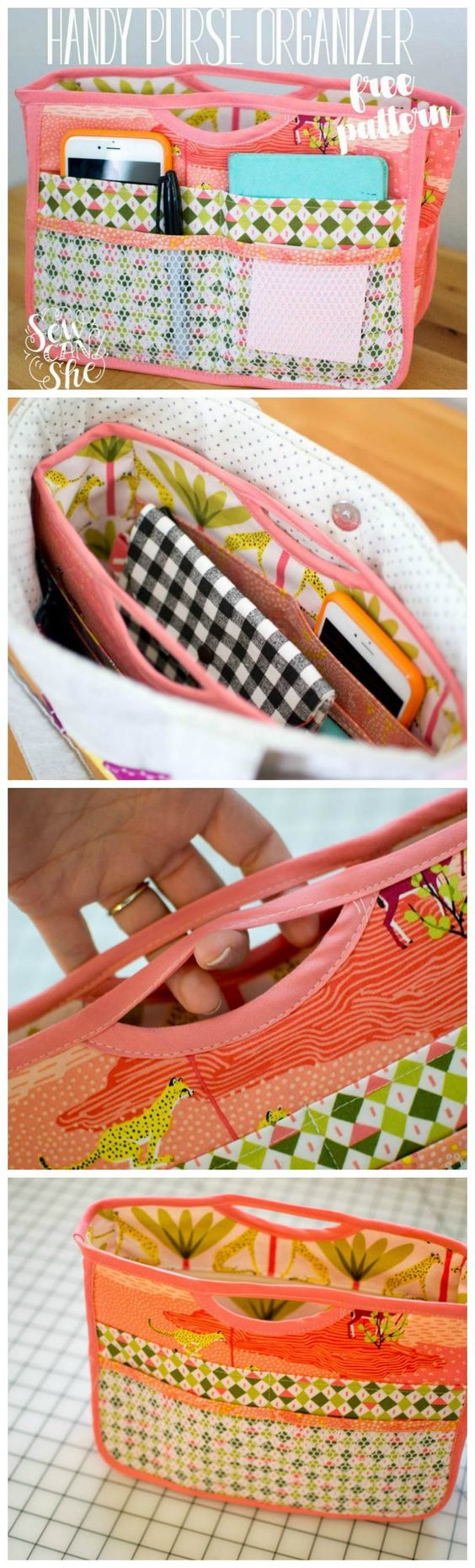 4 Awesome DIY Ideas for Your Purse