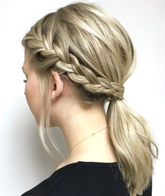 1 Easy and Cute Long Hair Styles You Should Try Now