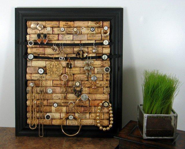 1 Great DIY Jewelry Organizer Ideas