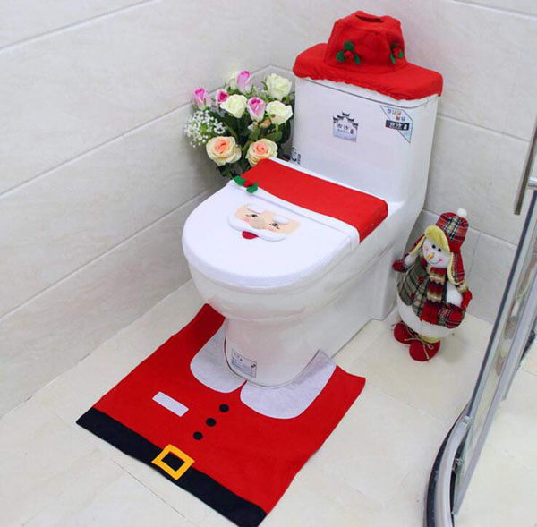 1 Toilet Seat Cover