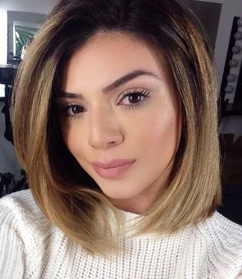 10 Color For Short Hair
