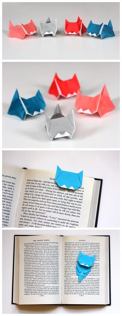 10 Easy Ideas to DIY Bookmarks