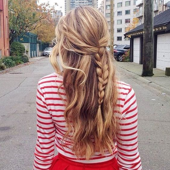 10 Easy and Cute Long Hair Styles You Should Try Now