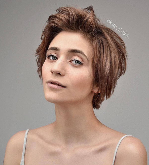 10 Short Hairstyles and Haircuts for Short Hair