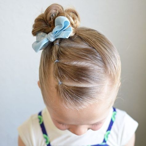 10 Super Cute Hairstyles For Little Girls