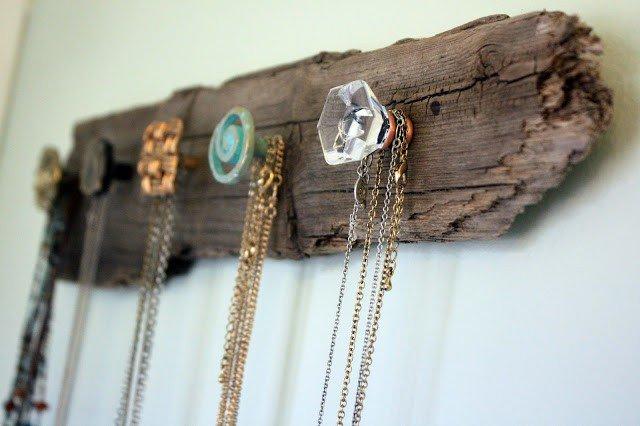 11 Great DIY Jewelry Organizer Ideas