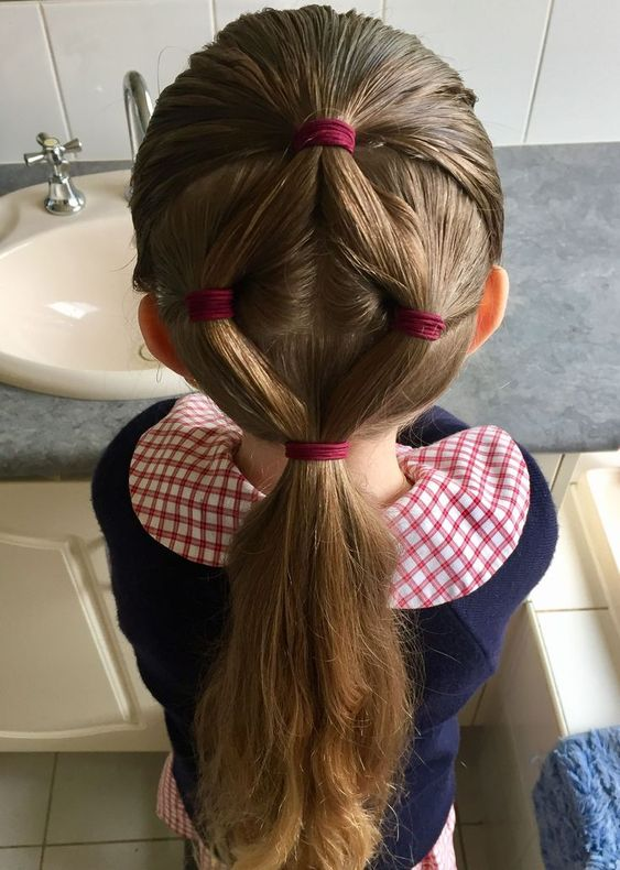 11 Super Cute Hairstyles For Little Girls