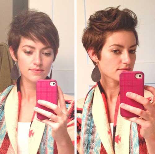 30 Super Short Hair Cut Styles Page 12 Foliver Blog
