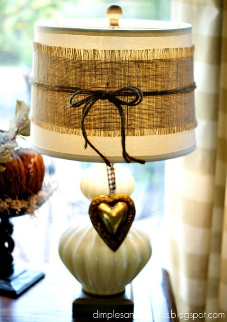 12 DIY Projects to Give Lamp Makeovers