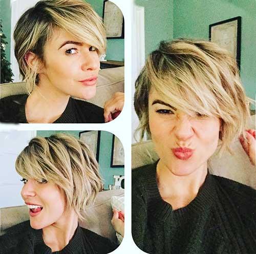 12 Super Short Hair Cut Styles