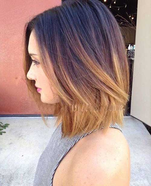 13 Color For Short Hair