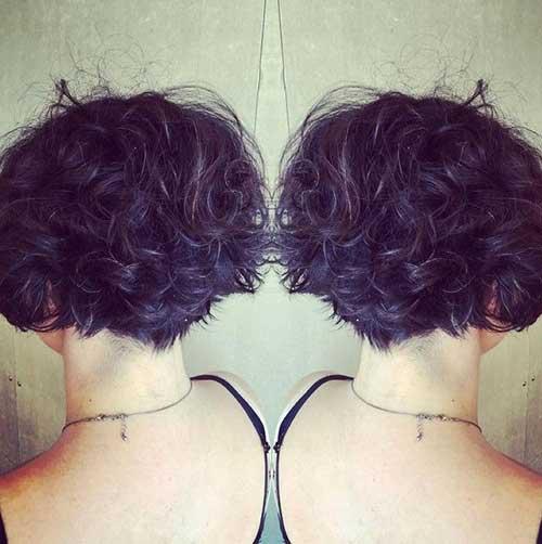 13 Cute Short Haircuts For Curly Hair