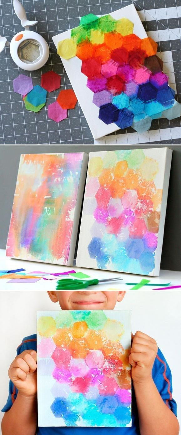 13 DIY Painting Ideas for Wall Art