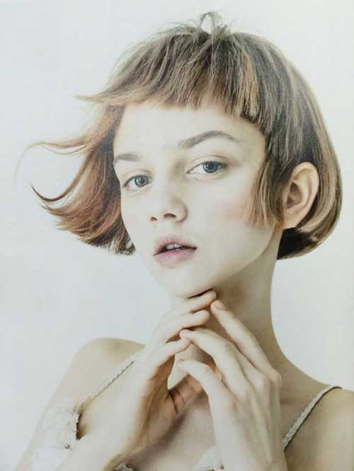 13 Short Length Hair Styles