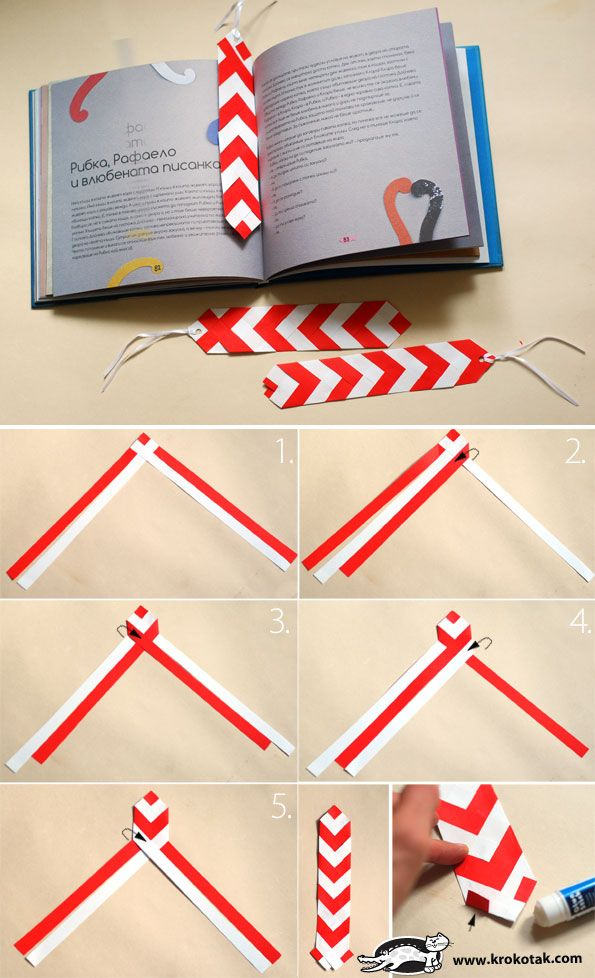 14 Easy Ideas to DIY Bookmarks