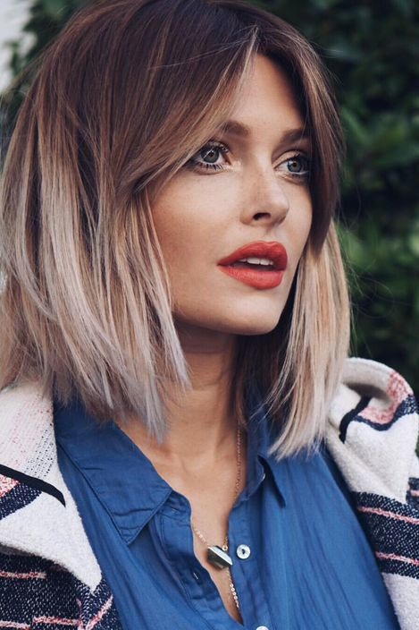 14 Most Trendy and Easy Medium length Hairstyles That We Can not Wait to Try