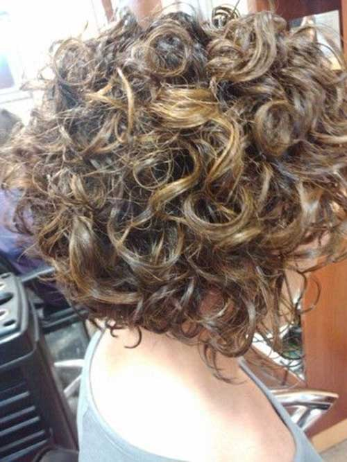 15 Cute Short Haircuts For Curly Hair