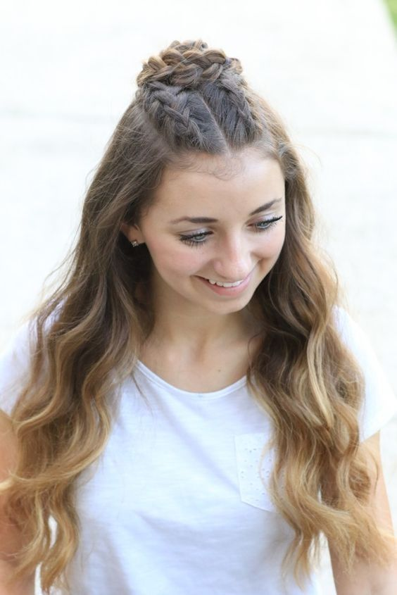 15 Easy and Cute Long Hair Styles You Should Try Now